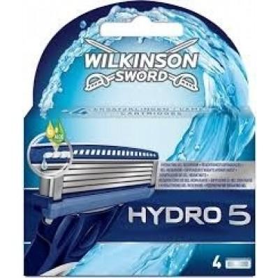 Wilkinson Sword Hydro5 4 Scheermesjes