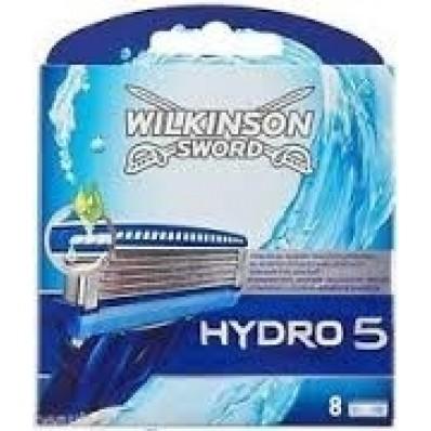 Wilkinson Sword Hydro5 8 stuks Scheermesjes