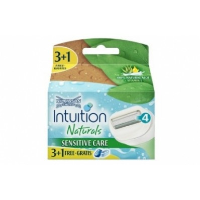 Wilkinson Sword Intuition Plus Sensitive Care 4 Scheermesjes