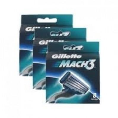 Gillette Mach3 24 scheermesjes