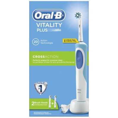 Oral B - Vitality Plus Cross Action