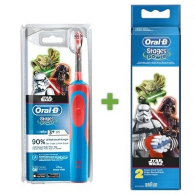 Oral B Star Wars Pack Elektrische Tandenborstel Stages Power Promo