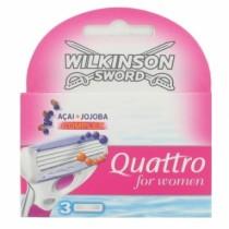 Wilkinson Quattro 3 scheermesjes