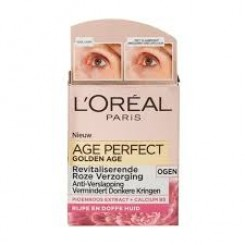 L'Oréal Paris Skin Expert Age Perfect Golden Age Oogcrème 15ml