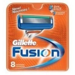 Gillette Fusion 8 scheermesjes