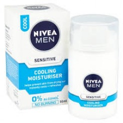 Nivea Men Gezichtsgel Sensitive Cooling 50 ml