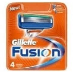 Gillette Fusion 4 scheermesjes