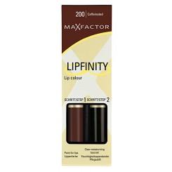 MAX FACTOR LIPFINITY 200 CAFFEINATED