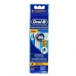 Oral-B opzetborstels Precision clean 4 Stuks