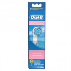 Oral B Opzetborstels Sensitive Clean 2 Stuks