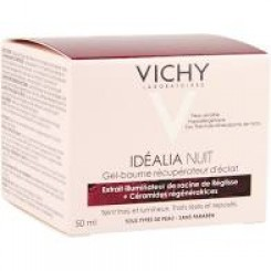 Vichy Idéalia Nachtcrème - 50 ml - Anti-aging 30+